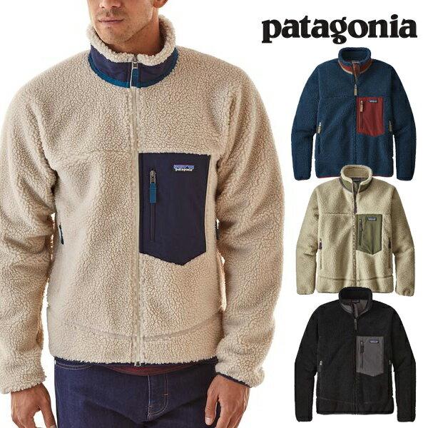 Patagonia パタゴニア メンズ・クラシック・レトロX・フリース ジャケット 2018 FW 秋冬新作 Men's Classic Retro-X Fleece Jacket 23056