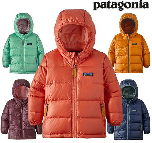 Patagonia パタゴニア ベビー・ハイロフト・ダウン・セーター・フーディ ジャケット 2018 FW 秋冬新作 Baby Hi-Loft Down Sweater Hoody 60493