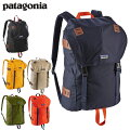 Patagoniaパタゴニア47956アーバー・パック26LArborBackpack26L