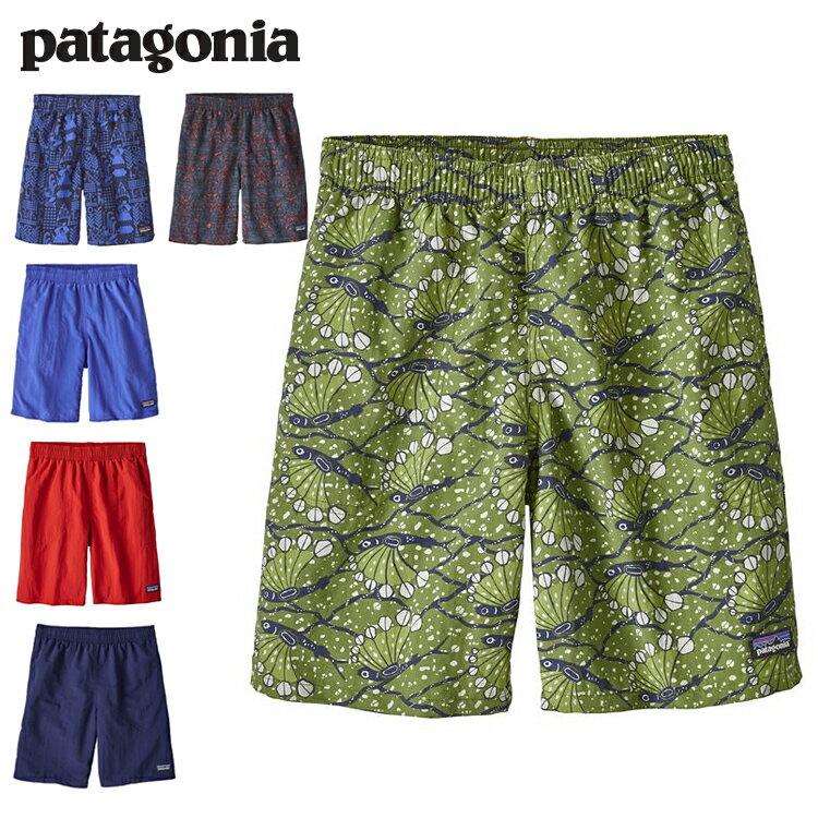 パタゴニア patagonia ボーイズ・バギーズ・ショーツ 春夏新作 2018 SS 67052 Boys' Baggies™ Shorts