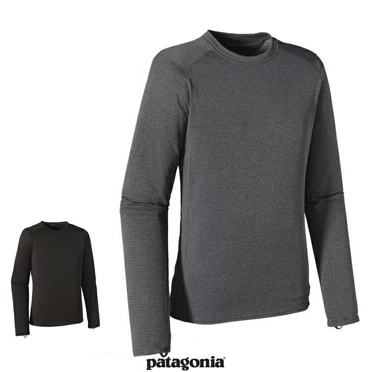 patagonia 43647 メンズ・キャプリーン・サーマルウェイト・クルー シャツ Men's Capilene Thermal Weight Crew