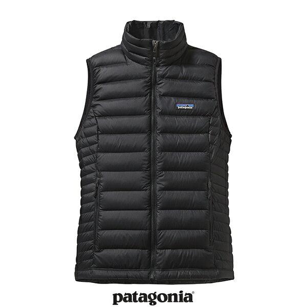 2015FW SALE セール 在庫限り 20% patagonia パタゴニア 84628 Women's Down Sweater Vest BLKウィメンズ・ダウン・セーター・ベスト ブラック