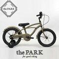 【thePARK-ザ・パーク】16インチビーチクルーザーキッズ子供自転車