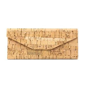 メガネケース おしゃれ かわいい スリム メガネ入れ 眼鏡ケース 眼鏡入れ 折り畳み式 コルク DESIGNERS' FRIDGE デザフリ ポルトガル産 天然コルク PT39【送料無料】メンズ レディース