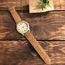 DESIGNERS' FRIDGE ポルトガル産 天然コルク腕時計Wood Face Model【送料無料】レディース メンズ