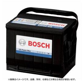 BOSCH ボッシュ US Power Max US パワーマックス バッテリー UPM-65 | ロングライフ バッテリー上がり バッテリー交換 始動不良 車 部品 メンテナンス 消耗品