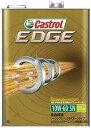 Castrol カストロール エンジンオイル EDGE エッジ 10W-60 4L缶 | 10W60 4L 4リットル オイル 車 人気 交換 オイル缶 …