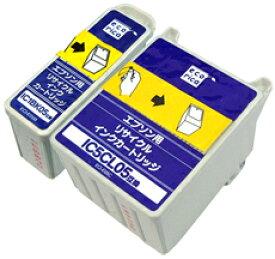 ecorica エコリカ リサイクルインクカートリッジ EPSONエプソン互換製品 エコリカ型番【ECI-E05B05C】 対応純正品【該当品なし】色【ブラック / カラー セットパック】