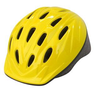 TOYO 幼児用自転車ヘルメット ーM NO.540ーイエロー