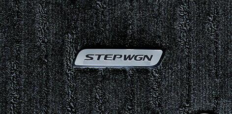 HONDA ホンダ 純正 STEPWGN ステップワゴン フロアカーペットマット ハイブリッド車用 ブラック/2列目キャプテンシート用 2017.9〜仕様変更 08P14-TAA-C10C