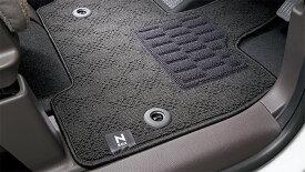 HONDA ホンダ 純正 NBOX N-BOX エヌボックス フロアカーペットマット スタンダードタイプ/スロープ仕様車用 2018.4〜仕様変更 08P14-TTE-010A | JF3 JF4 NBOXカスタム N-BOXカスタム Nボックス フロアマット 車種別 カーマット 床 車 高品質 上質 交換 フロア カー マット