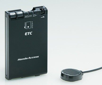 HONDA ホンダ ODYSSEY オデッセイ ホンダ純正 ETC車載器 (オーディオレス車用)(音声ガイドタイプ/アンテナ分離型) 2016.2〜次モデル