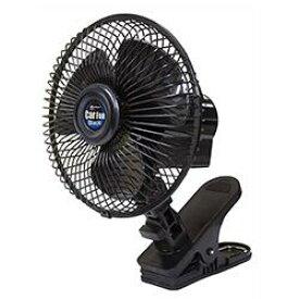 大自工業 メルテック カーファン(ブラック) CF-104 | 大自 工業 メルテック 扇風機 快適 快適グッズ 夏用 夏ドライブ 車内 簡単 首振り機能 黒 ソケット クリップ 車載 オススメ 暑さ対策 熱中症 対策 循環 涼しい 夏アイテム