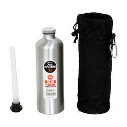 大自工業 メルテック アルミガソリン携行缶1L FK-06