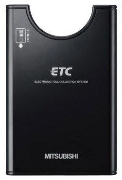 三菱電機 ETC車載器 EP-637BR アンテナ分離型 音声案内 ブラック
