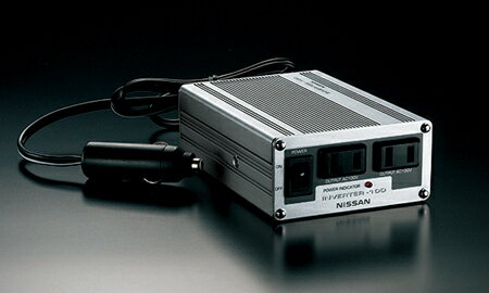 NISSAN 日産 AD/AD EXPERT エーディーエキスパート 日産 純正 100Vインバーター(12V-100V、100W)【対応年式2010.08〜次モデル】