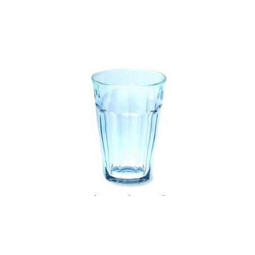 ピカルディーグラス 360cc 全面物理強化ガラス 直径9 H12cm   DURALEX デュラレックス ピカルディ フランス製 強化ガラス コップ タンブラー グラス カフェグラス ショットグラス キッチン用品 かっこいい シンプル クリアー