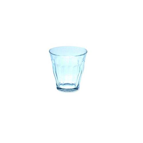 ピカルディーグラス 220cc 全面物理強化ガラス 直径8 H8.5cm   DURALEX デュラレックス ピカルディ フランス製 強化ガラス コップ タンブラー グラス カフェグラス ショットグラス キッチン用品 かっこいい シンプル クリアー