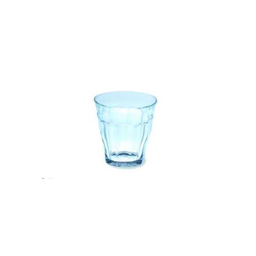 ピカルディーグラス 160cc 全面物理強化ガラス 直径7.5 H8cm   DURALEX デュラレックス ピカルディ フランス製 強化ガラス コップ タンブラー グラス カフェグラス ショットグラス キッチン用品 かっこいい シンプル クリアー