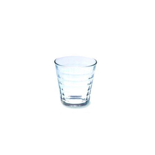 プリズムグラス 220cc 全面物理強化ガラス 直径8 H8cm   DURALEX デュラレックス プリズム グラス カップ ガラス 強化ガラス カフェグラス ティーグラス フランス製 おしゃれ シンプル 雑貨