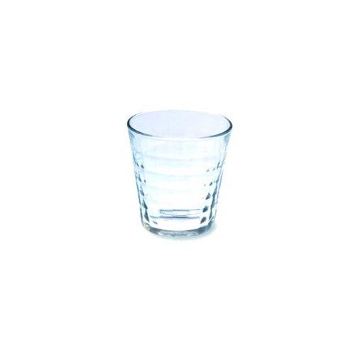 プリズムグラス 275cc 全面物理強化ガラス 直径9 H9cm   DURALEX デュラレックス プリズム グラス カップ ガラス 強化ガラス カフェグラス ティーグラス フランス製 おしゃれ シンプル 雑貨