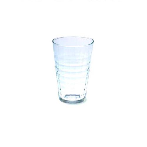プリズムグラス 330cc 全面物理強化ガラス 直径8 H12cm   DURALEX デュラレックス プリズム グラス カップ ガラス 強化ガラス カフェグラス ティーグラス フランス製 おしゃれ シンプル 雑貨