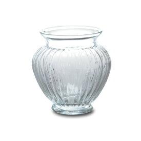 フラワーベース ガラス φ14 H15cm | 花瓶 おしゃれ ガラス ナチュラル カフェ フラワーベース インテリア インテリア雑貨 雑貨 キッチン 小物 鉢 玄関 北欧 SHOP 店 フラワーアレンジメント 生け花 シンプル