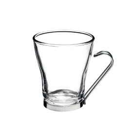 オスロ マグ 220cc 全面物理強化ガラス W10 D8 H9.5cm | グラス コップ カップ ボルミオリ・ロッコ BormioliRocco オスロ マグ 強化ガラス ボルミオリロッコ ガラス ガラスマグ Oslo ガラス食器 おしゃれ シンプル