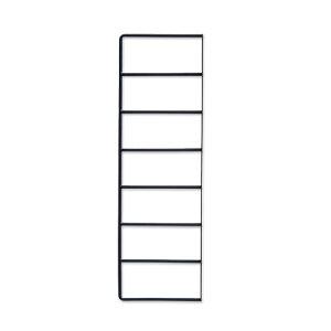 シェルフブラケット 7段 S アイアン W2 D18 H57cm   ブラケット ガーデン シェルフ 棚 園芸 棚受け 雑貨 マーク DIY用品 アンティーク調 アイアン 上品 収納 ディスプレイ こだわり キッチン 小物