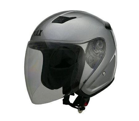 LEAD リード工業 ジェットヘルメット STRAX SJ-8 シルバー