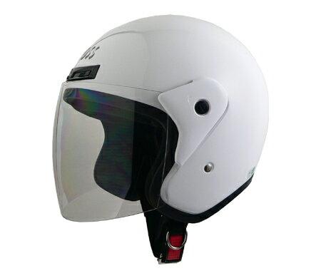 LEAD リード工業 ジェットヘルメット CROSS CR-720 ホワイト