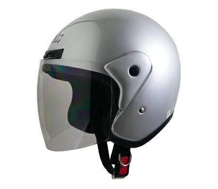 LEAD リード工業 ジェットヘルメット CROSS CR-720 シルバー