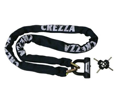 LEAD リード工業 チェーンロック CREZZA-V LC-400A ブラック