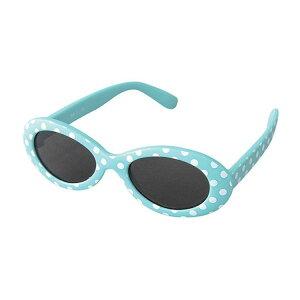 SPICE スパイス SPICE OF LIFE UVカットキッズファッショングラス ドットブルー インファント 0-3才 SFKY1516 | キッズ お子さま 目 紫外線 防ぐ サングラス ファッション グラス デザイン