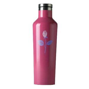 SPICE スパイス CORKCICLE ROSE CANTEEN Pink 16oz 2016GP-ROSE | 水筒 おしゃれ 大人 保冷 保温 ボトル シンプル デザイン スマート マイボトル スポーツ ステンレス製 すいとう レジャー お弁当 水分補給 ラ
