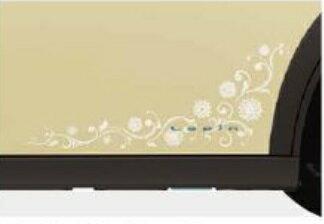 SUZUKI スズキ Lapin ラパン スズキ純正 サイドデカール(ナチュラルキュート) 2015.7〜次モデル