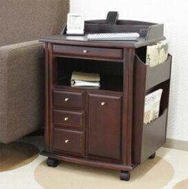 サイドテーブル ベッドサイドテーブル ナイトテーブル 木製 キャスター付き ハイタイプ 売れてます 意外と便利です SA679