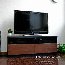 テレビ台 ローボード 105cm幅 テレビボード ブラック TV台 テレビラック テレビボード TVボード AVボード TVラック AVラック北欧 木製 TCP366 送料無料
