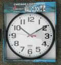 【送料無料】USA Federal Wall Clock 12H アメリカ製 壁掛け時計 ウォールクロック