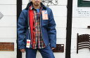 Key imperial Work Jacket Dead Stock Made in USA アメリカ製