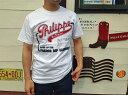 【送料無料】 Philippe Tシャツ アメリカの老舗サンドイッチ屋