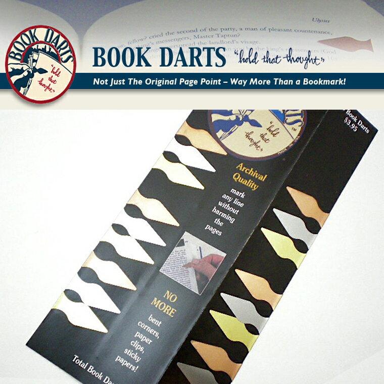 【BOOK DARTS】ブックダーツ 18個入り ミックス