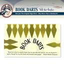 BOOK DARTS ブックダーツ 12個入り ゴールド
