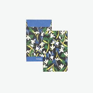 ミニカード Mini Card - 04 Snowdrop/デイリーライク Dailylike【メール便対応】3枚入り ミニサイズ 封筒付き プレゼント 手紙 ポチ袋 グリーティング ラッピング ギフト 贈り物 お祝い 誕生日 おし