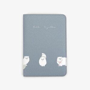 送料無料◆パスポートケース Passport Case 08 Persian cat/デイリーライク Dailylike【メール便対応】 かわいい おしゃれ 旅行グッズ カバー 旅券 搭乗券 ブランド 猫 ペルシアンキャット 海外旅行