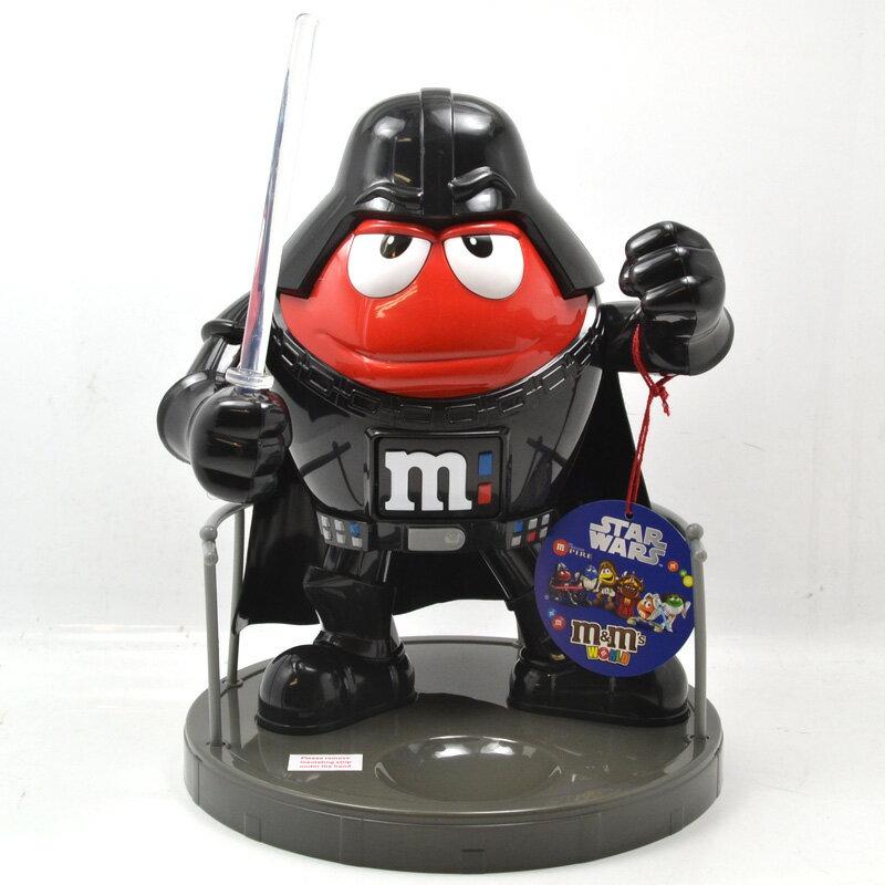 m&m's DISPENSER (RED)STAR WARS★Darth Vader ディスペンサー (レッド) スターウォーズ★ダースベイダー