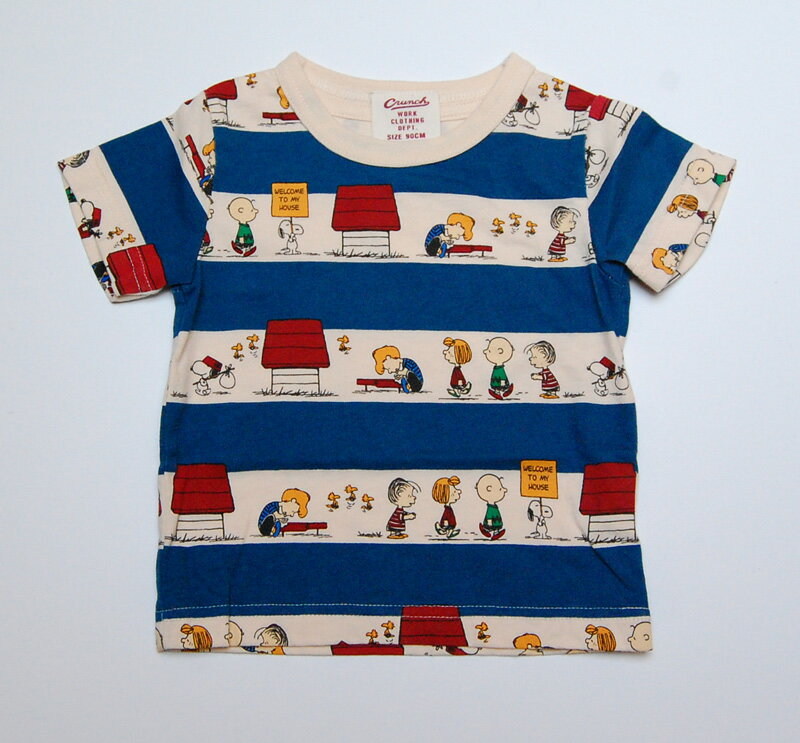 ★SALE★CRUNCH/クランチKIDS キッズ WELLCOME TO MY HOUSE T