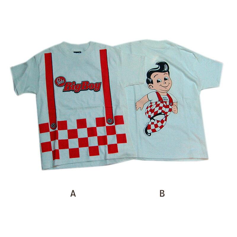 ★SALE★BIGBOY TEE ビッグボーイ Tシャツ サイズS (6才〜8才)