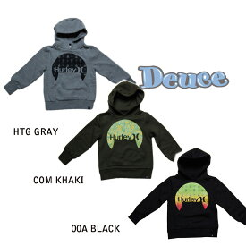 ★SALE★HURLEY ハーレー KIDS キッズ KRUSH COLLECTIVE PULLOVER プルパーカー