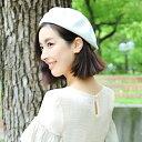 メール便 メール便 選べる20色!コットンベレー帽 帽子 ベレー シンプル カワイイ☆ゆったり感が魅力の定番ベレー帽 …